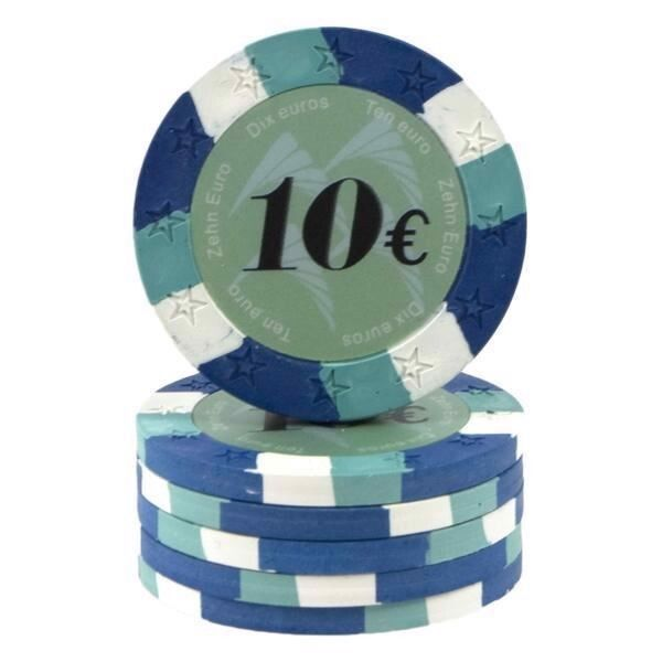 12 Star Clay 10 Euro thumbnail