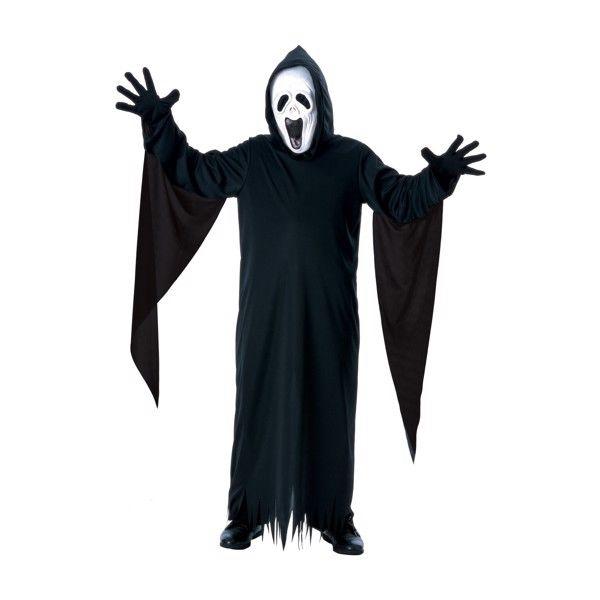 Hylende Spøgelse udklædningstøj til børn(Str. 137/M)