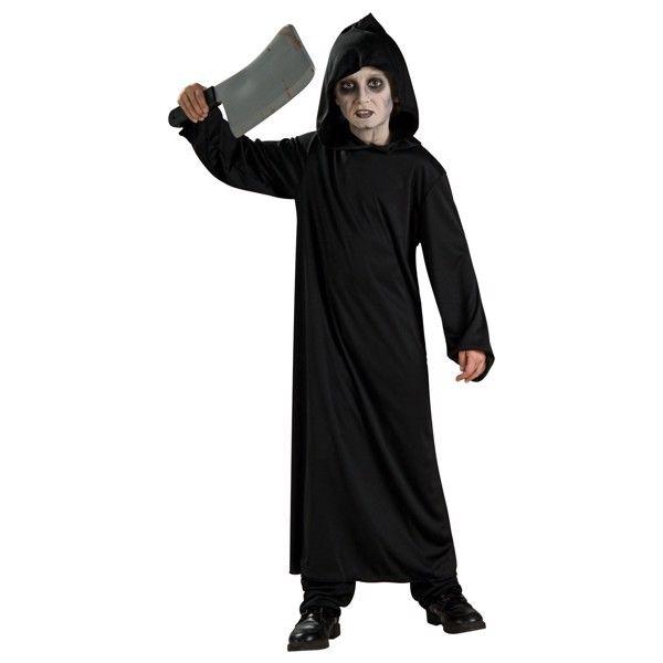 Halloween Horror Kappe udklædningstøj til børn(Str. 122/S)