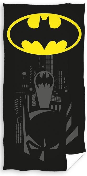 Batman Badehåndklæde – 100 procent bomuld