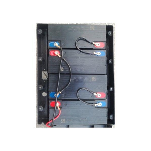 48V Batteri til El-ATV: 4stk 12V/20Ah thumbnail