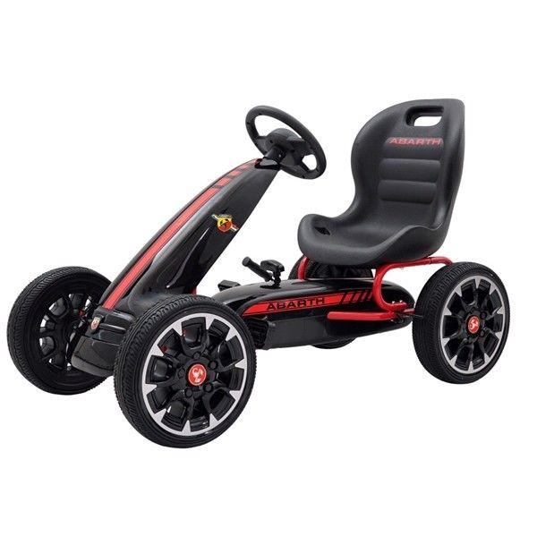 Abarth Pedal Gokart - Sort thumbnail