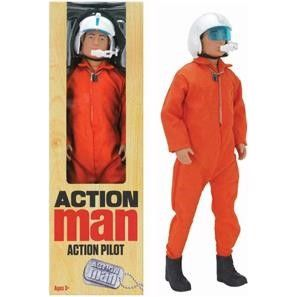 Action Man Pilot thumbnail