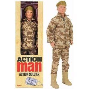 Action Man Soldat thumbnail