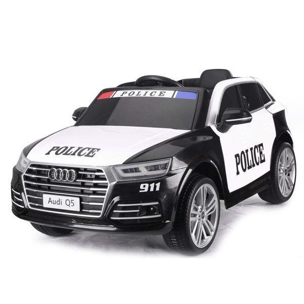 Audi Q5 Politi Elbil