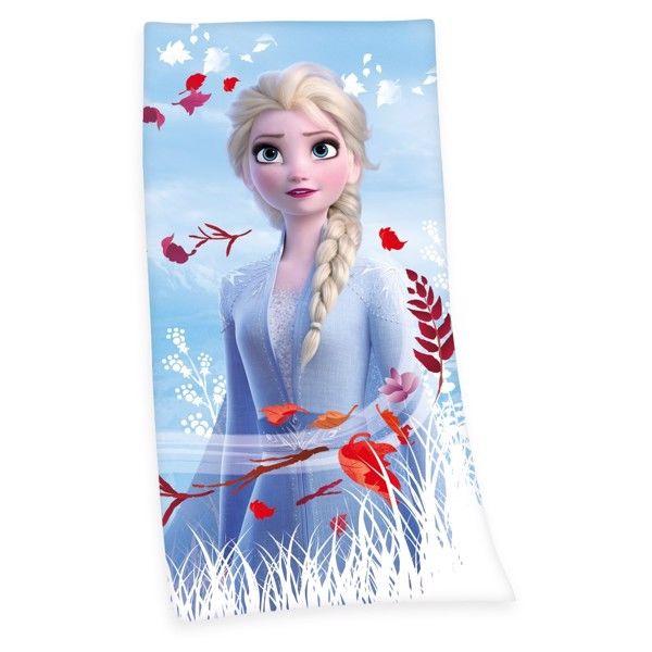 Disney Frost 2 Badehåndklæde i 100 Procent Bomuld