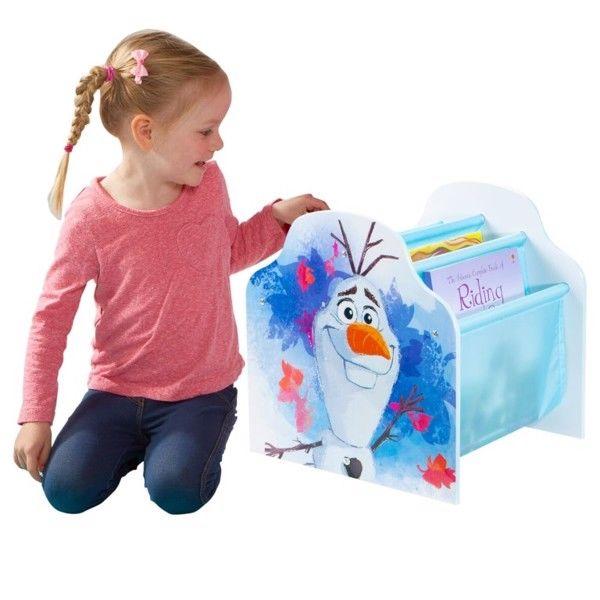 Disney Frost 2 bogreol til børn