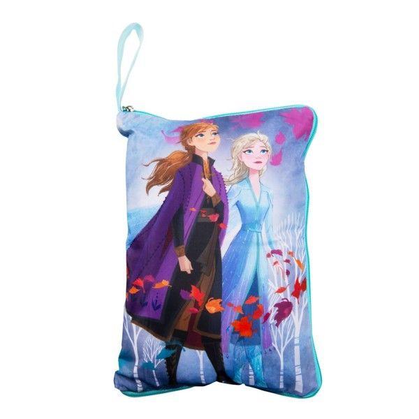 Billede af Disney Frost 2 Skjul-og-Sove 2i1 Pude