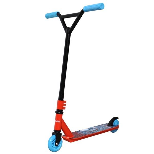 Billede af Extreme Trick Løbehjul 6.5 Orange/Blå
