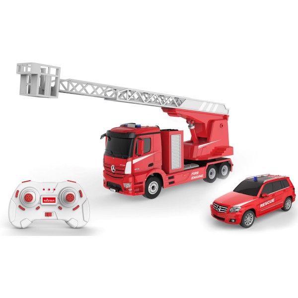 Fjernstyret brandbil og redningsbil - Mercedes-Benz Antos