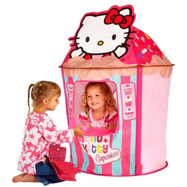 Hello Kitty Cupcake Telt