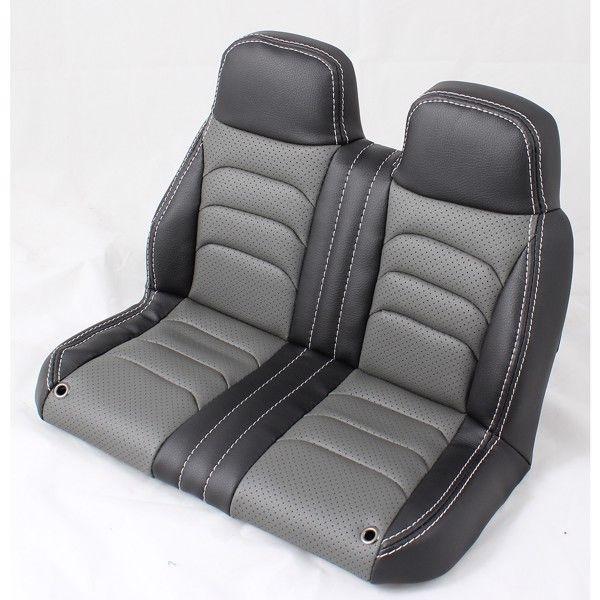 Lædersæde til VW Arteon elbil til børn 12v