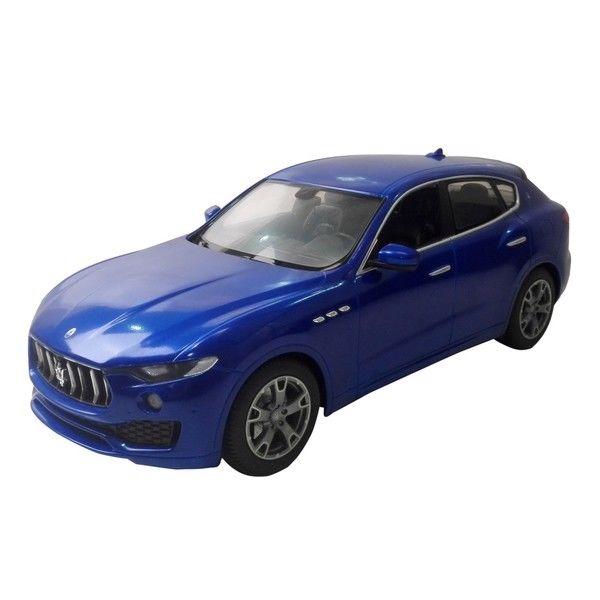 Fjernstyret Maserati Levante i Blå