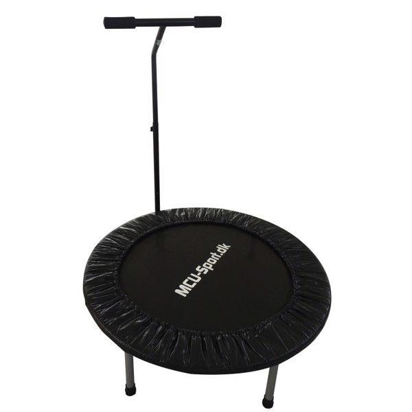 MCU-Sport Fitness / Mini Trampolin 91 cm m/T-Håndtag