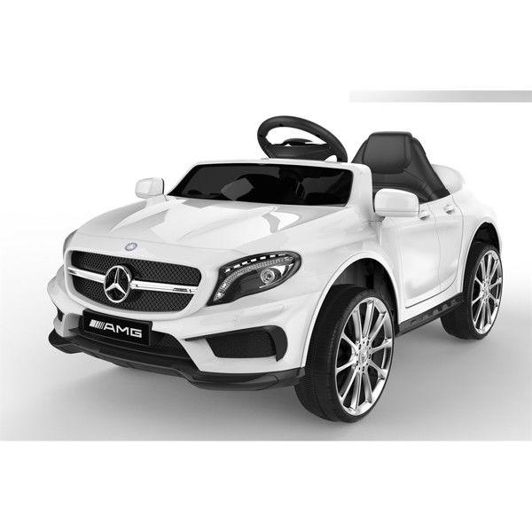 Mercedes AMG GLA45 12V elektrisk børnebil