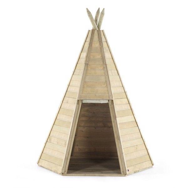 Plum Tipi Træ Legehus til børn