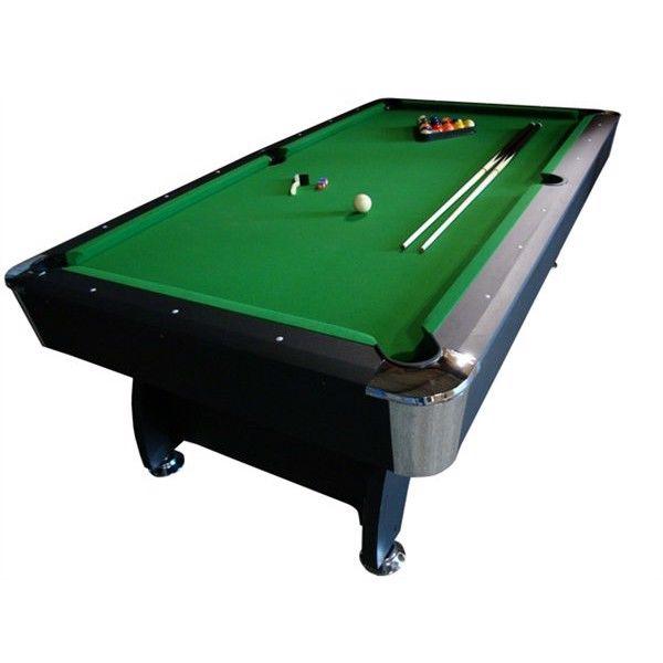 8 Fods Poolbord med tilbehør thumbnail