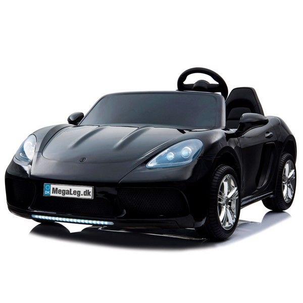 Super Sportscar XL 24V Elbil til 2 Børn m/180W Brushless motor og lufthjul