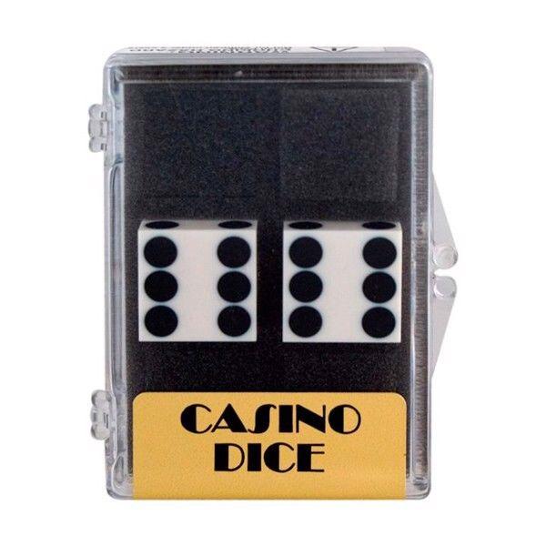 2 stk. Casino Præcisionsterninger thumbnail