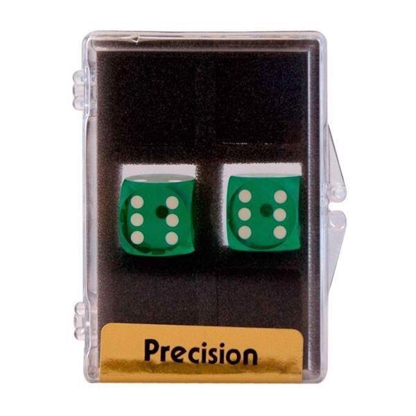 2 stk. Backgammon Præcisionsterninger thumbnail