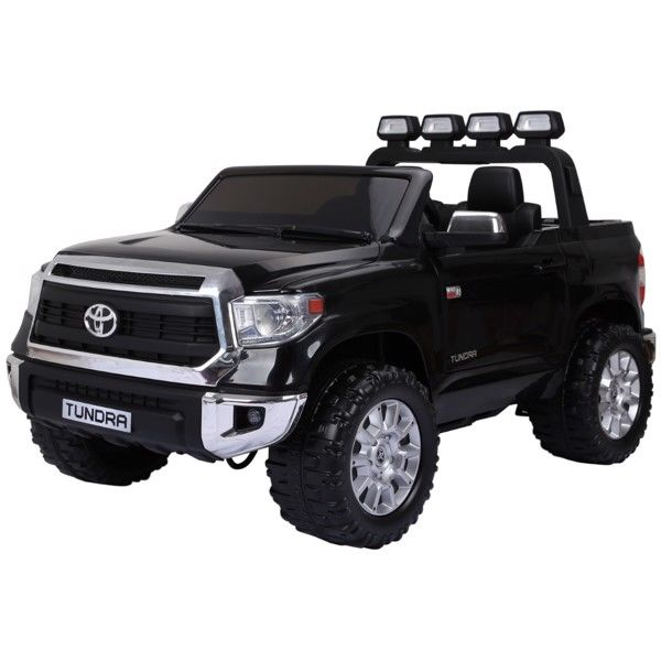 Toyota Tundra 24v XXL EL Bil til 2 børn m/Gummihjul + 2.4G