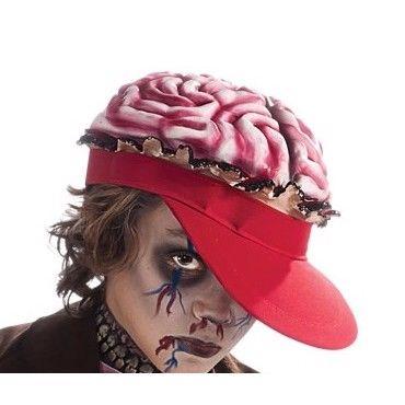 Zombie Hjerne Hat til Halloween